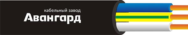 ВВГнг(А)-LS 2х0.75 Кабель силовой плоский Авангард