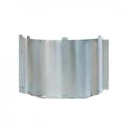 1161011 FAAC Удлинитель бокса. Удлинитель фундаментного короба для дорожного блокиратора JP275 высотой 800 мм