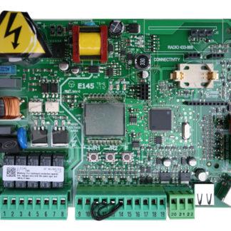 790076 FAAC Плата управления Е145S для 2 мото...