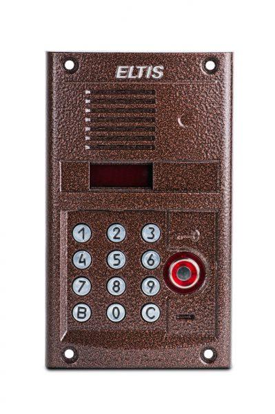 DP420-TD22 Блок вызова домофона ELTIS