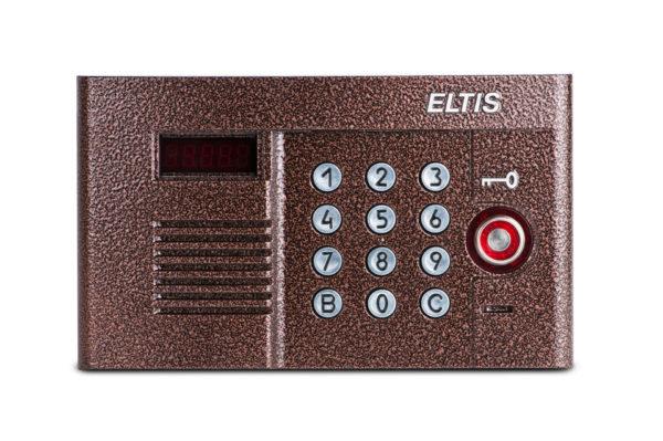 DP400-TD16CF Блок вызова домофона ELTIS