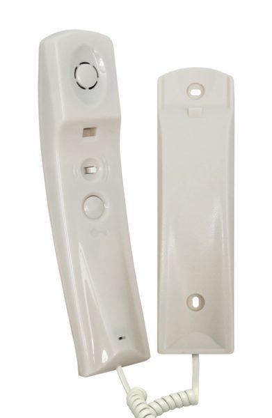 УКП-7 трубка домофона Vizit. Устройство квартирное переговорное с регулировкой громкости вызова
