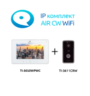 AIR CW WiFi TRUE IP-комплект