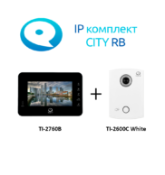 CITY RB TRUE IP-комплект