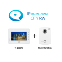 CITY RW TRUE IP-комплект