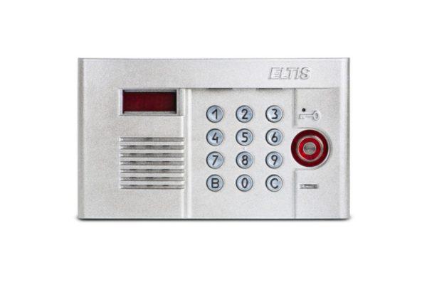 DP300-TDC16 Блок вызова домофона ELTIS
