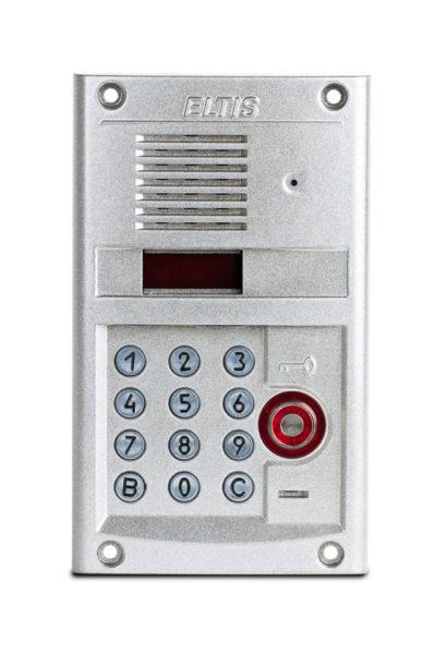DP303-TDС22 Блок вызова домофона ELTIS