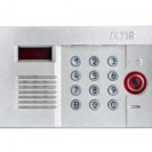 DP303-TD16 Блок вызова домофона ELTIS