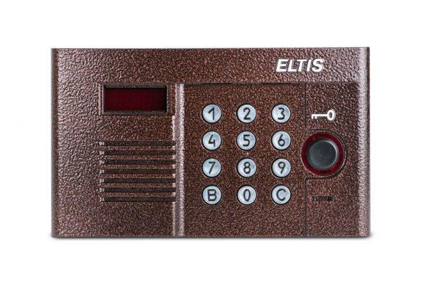 DP305-RD16 Блок вызова домофона ELTIS