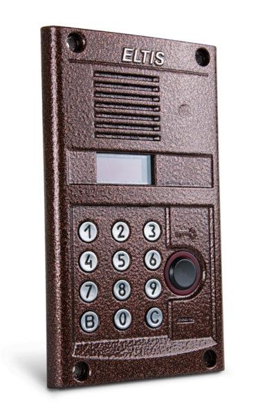 DP305-RD24 Блок вызова домофона ELTIS