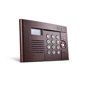 DP305-TD16 Блок вызова домофона ELTIS