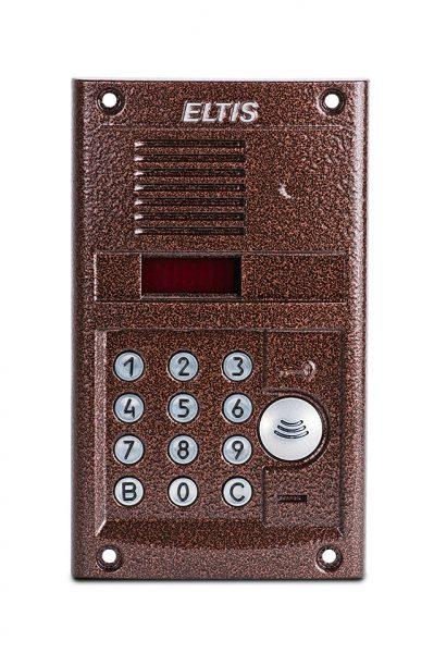 DP400-FD24 Блок вызова домофона ELTIS