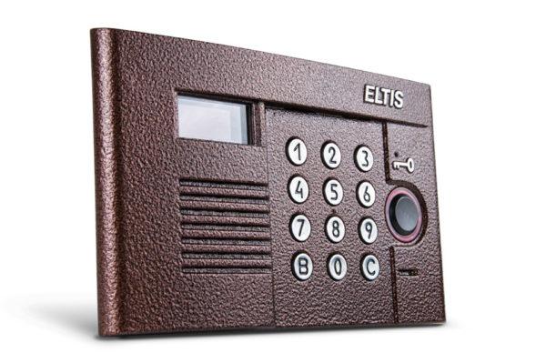 DP400-RD16CF Блок вызова домофона ELTIS