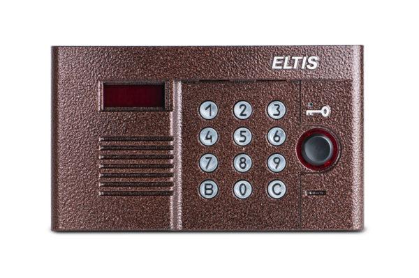 DP400-RDC16 Блок вызова домофона ELTIS