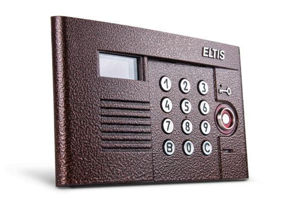 DP400-TDC16СF Блок вызова домофона ELTIS
