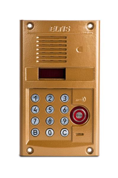 DP400-TDC22 Блок вызова домофона ELTIS