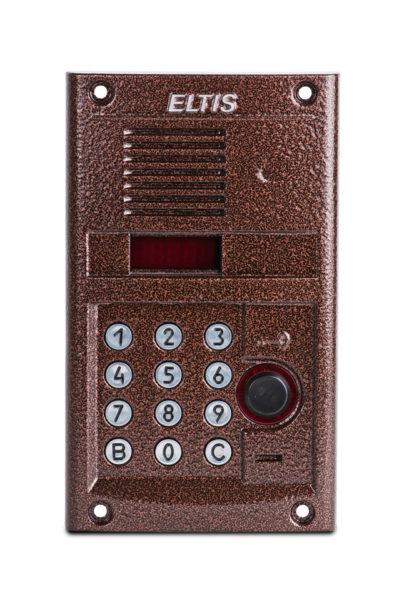 DP420-RD24 Блок вызова домофона ELTIS