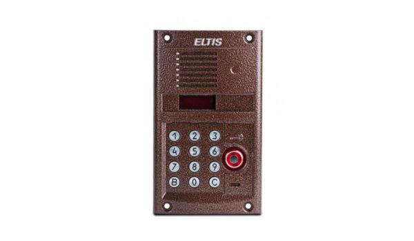 DP400-TD22 Блок вызова домофона ELTIS