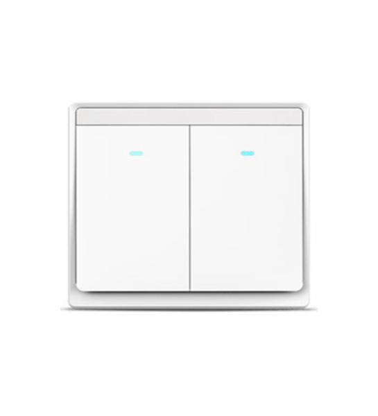 STI SWS102 TRUE IP-Умный выключатель двухкнопочный