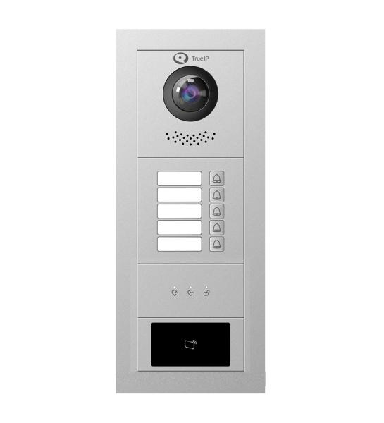 TI-4308MP/М TRUE IP-Вызывная панель модульная  (SIP)