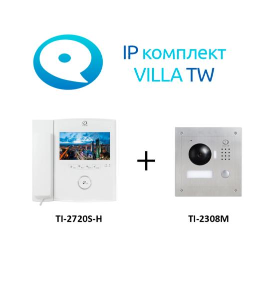 VILLA TW TRUE IP-комплект