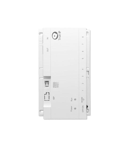 TI-6SP TRUE IP-Сетевой POE коммутатор