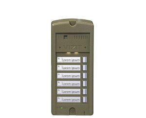 БВД-306-6 Блок вызова VIZIT