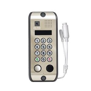 DP5000.B2-KEDC43/ip/нерж.полир вызывная панель