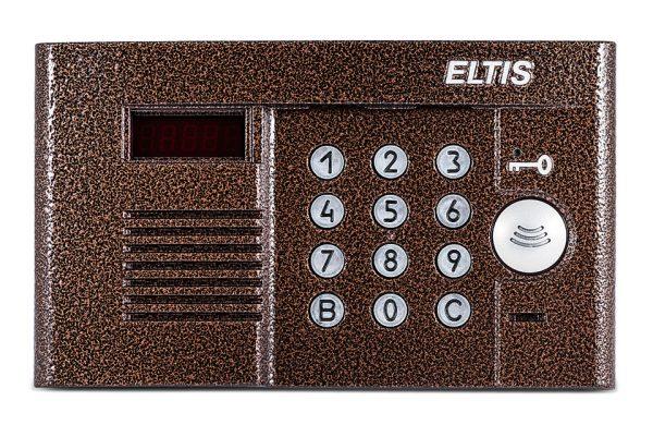 DP300-FDC16 Блок вызова домофона ELTIS