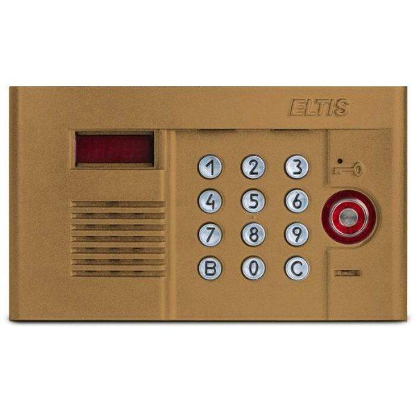 DP303-RDC16 Блок вызова домофона ELTIS