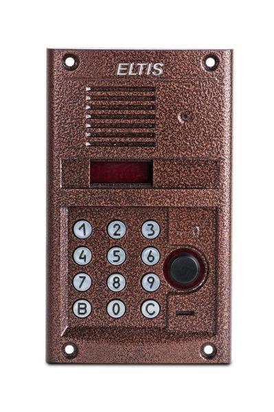 DP400-RDC24 Блок вызова домофона ELTIS