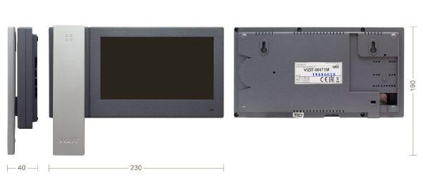 VIZIT-M471M видеомонитор VIZIT