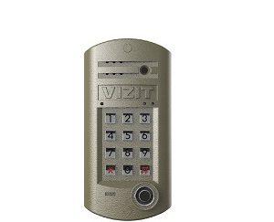 БВД-314ТCP Блок вызова VIZIT