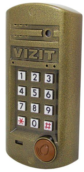 БВД-314RCP Блок вызова VIZIT