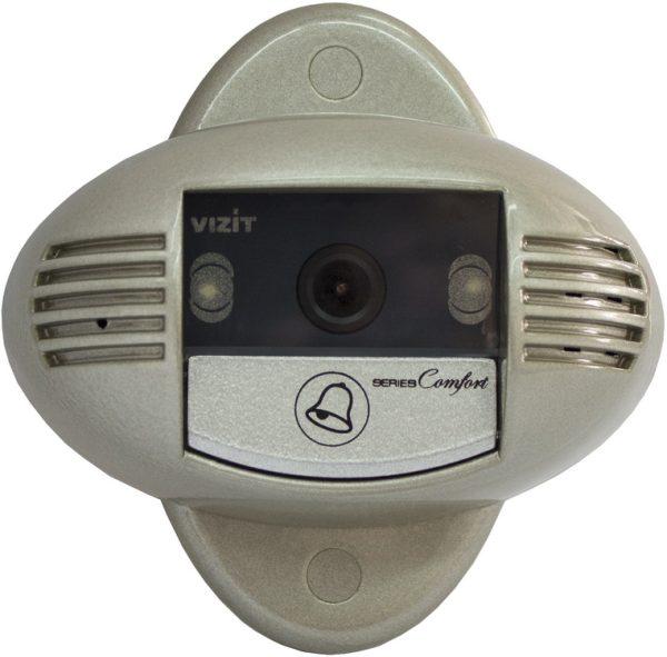 БВД-410CBL Блок вызова VIZIT