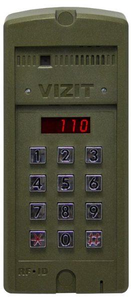 БВД-SM110RCP Блок вызова VIZIT