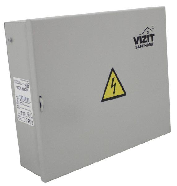 VIZIT-MB2Р Монтажный бокс VIZIT