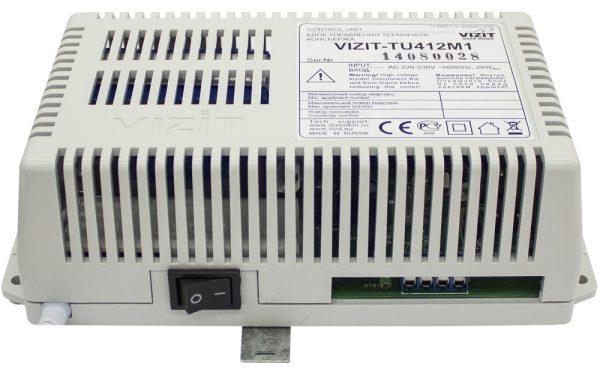 VIZIT-TU412M1 Блок управления пульта консьержа