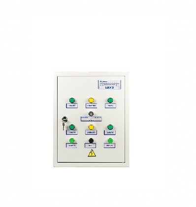 ШУЗ-7.5 Шкаф управления электроприводной задвижкой