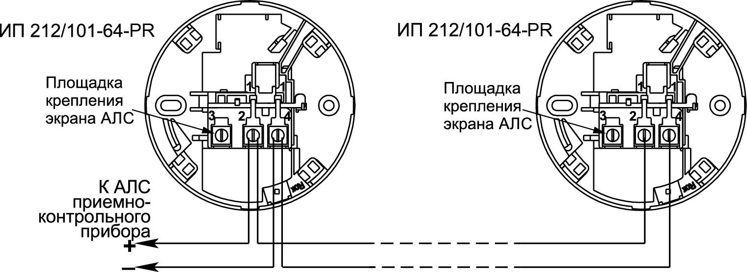 ИП 212/101-64 PR для подвесного потолка