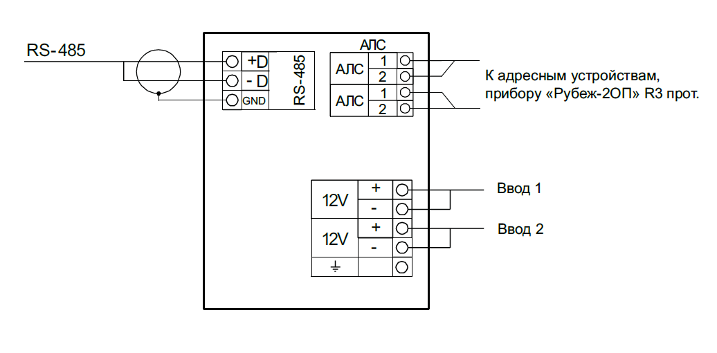 АКП-1 протокол R3