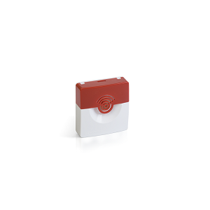 ОПОП2-35 24В бело-красный оповещатель
