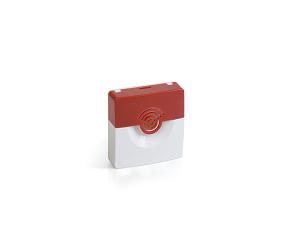 ОПОП2-35 12В бело-красный оповещатель