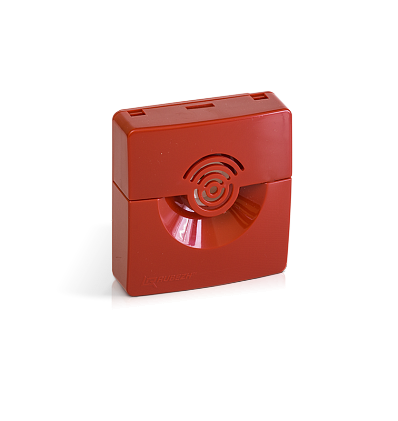 ОПОП2-35 12В красный оповещатель