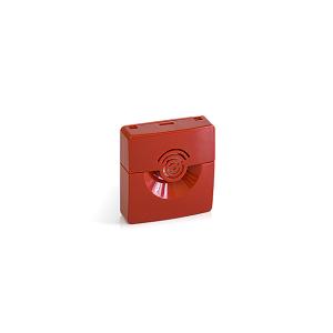 ОПОП 124-7 12В красный оповещатель