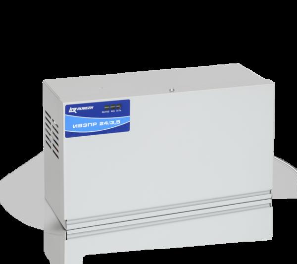 ИВЭПР 24/3.5 2X7-Р БР источник вторичного электропитания