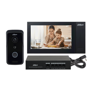 DHI-KTP02 IP Комплект видеодомофонов Dahua
