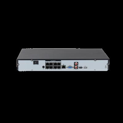 DHI-NVR2208-8P-I IP видеорегистратор Dahua