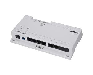DHI-VTNS1060A Специализированный POE коммутат...