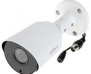 DH-HAC-HFW1400TP-POC-0280B HDCVI видеокамера ...